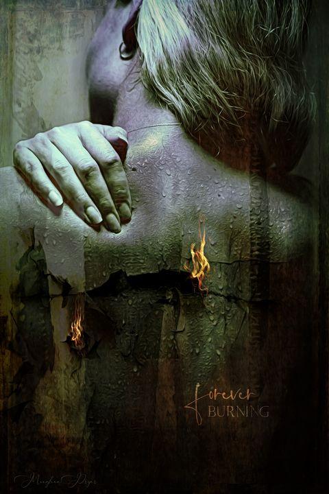 Forever Burning - The Art Inspires