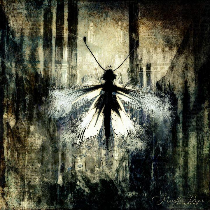 The White Moth - The Art Inspires