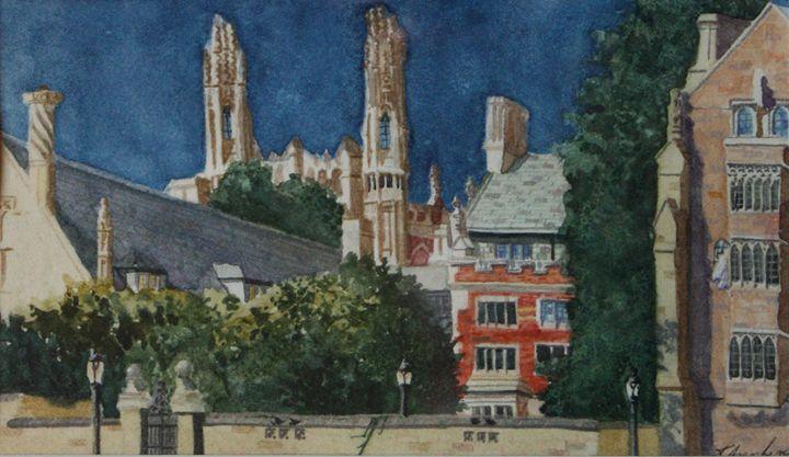 Cross Campus - Tom Arenberg