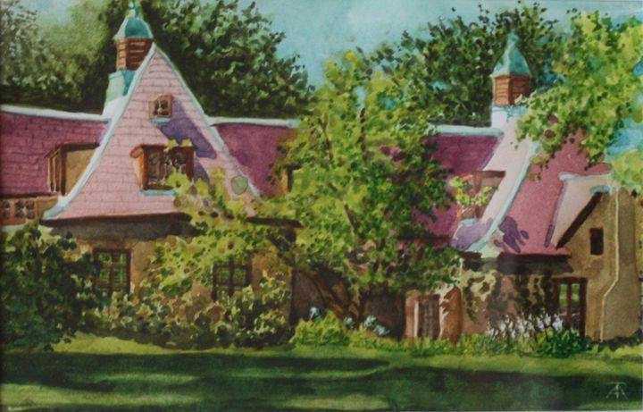 Edgerton Carraige House - Tom Arenberg