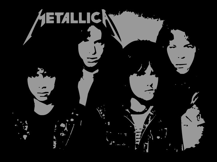 Metallica Grey - De Flo