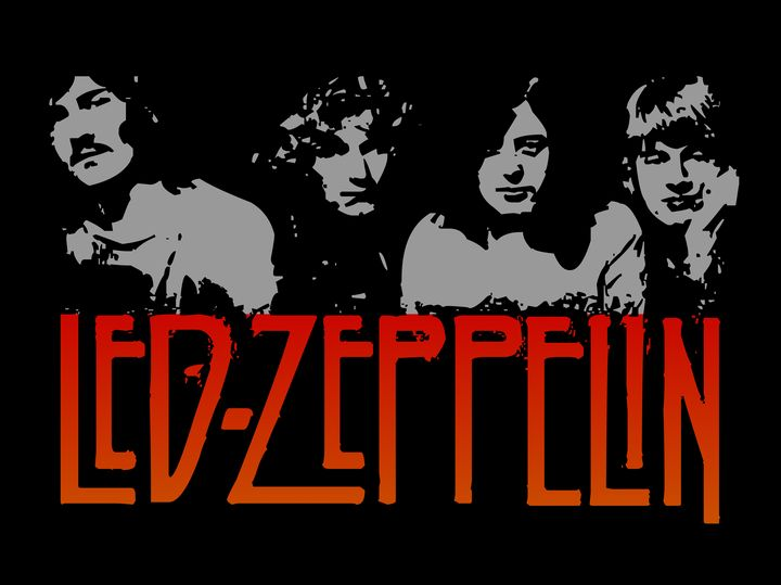 Led Zeppelin Grey 2 - De Flo