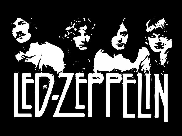 Led Zeppelin W - De Flo