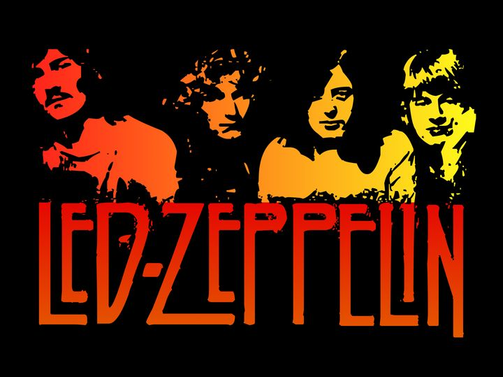 Led Zeppelin R - De Flo