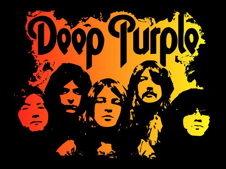 Deep Purple R - De Flo