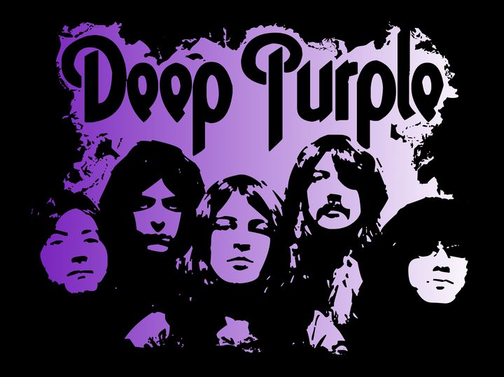 Deep Purple P 2 - De Flo