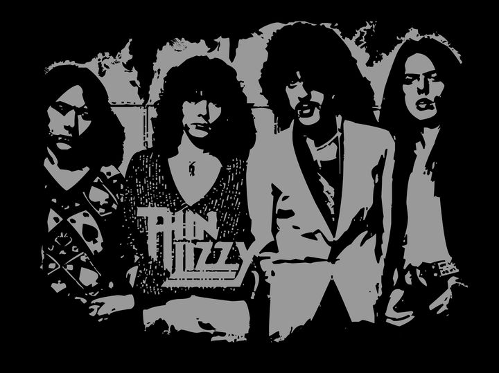 Thin Lizzy Grey - De Flo