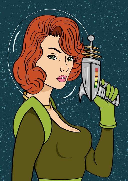 Space Girl - Bryzha