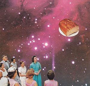 """We Sent Garlic Bread to the Edge"""