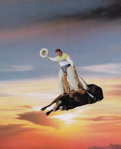 Sunset Rodeo