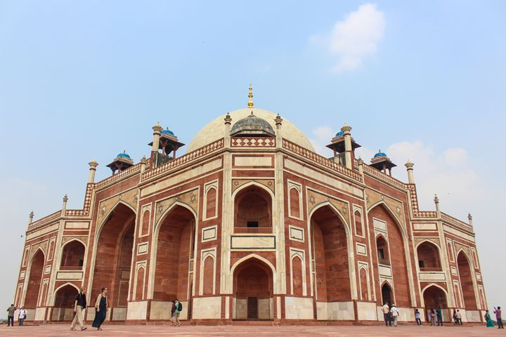 Humayun's Tomb - Photographs