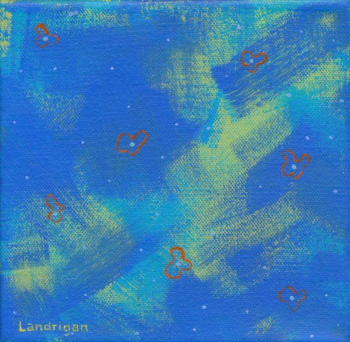 Floating Away - Karen Landrigan