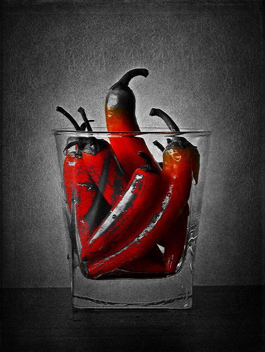 Red Hot Chilli Peppers - Binka Kirova