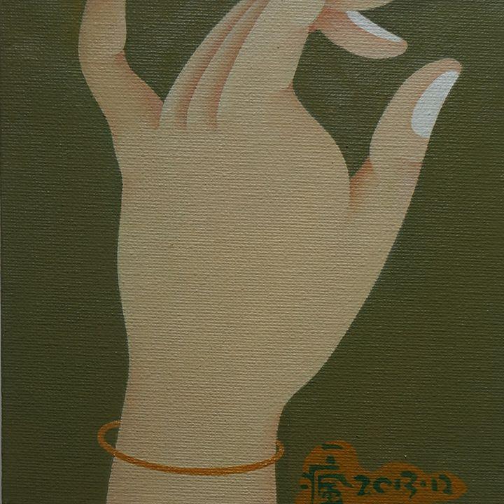 The Hand of Dunhuang 3 - Yi Feng