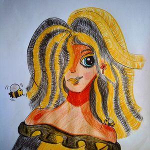 Bee-Girl