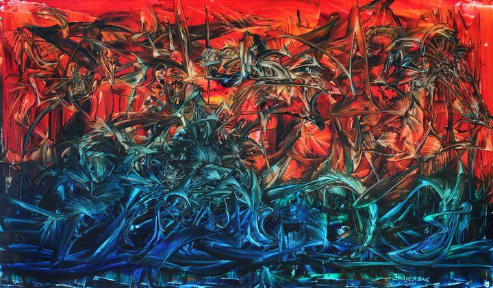 Elements in Distress - Jarle Rudi Bovê