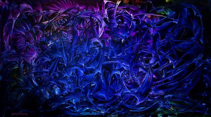Night feast / The worm - Jarle Rudi Bovê
