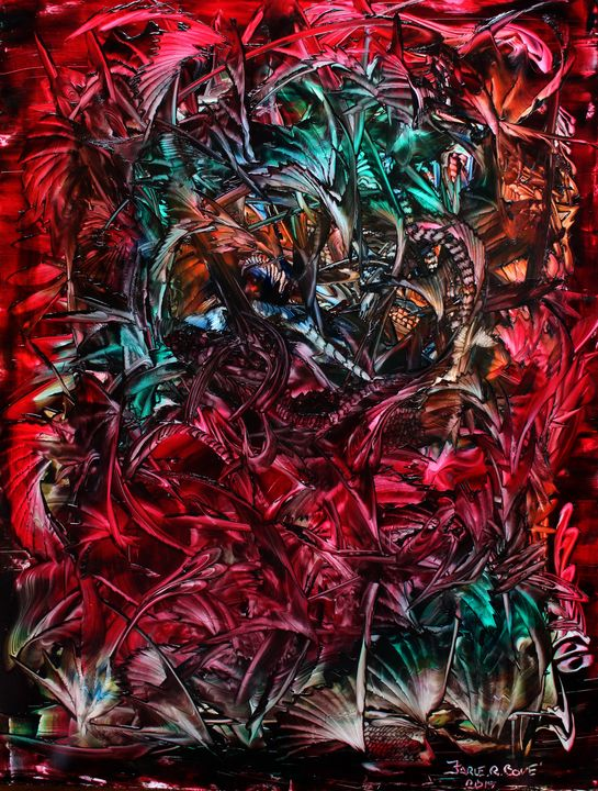 Shapeshifting creatures - Jarle Rudi Bovê