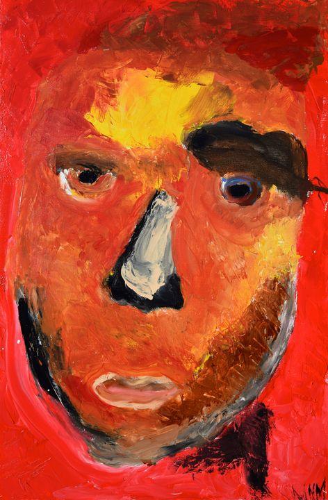 Red Man - Makena