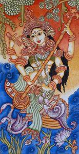 Saraswati - The Goddess of Knowledge