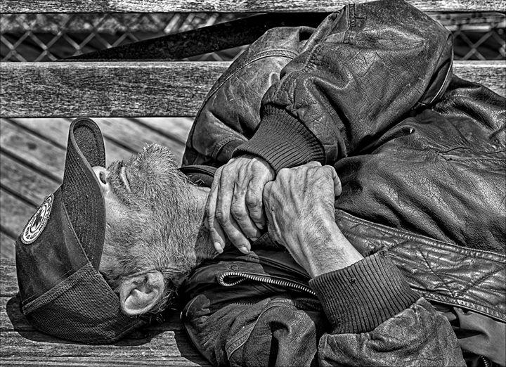 Hard Luck and Trouble 10 - Robert Daniel Ullmann Fine Art Photography