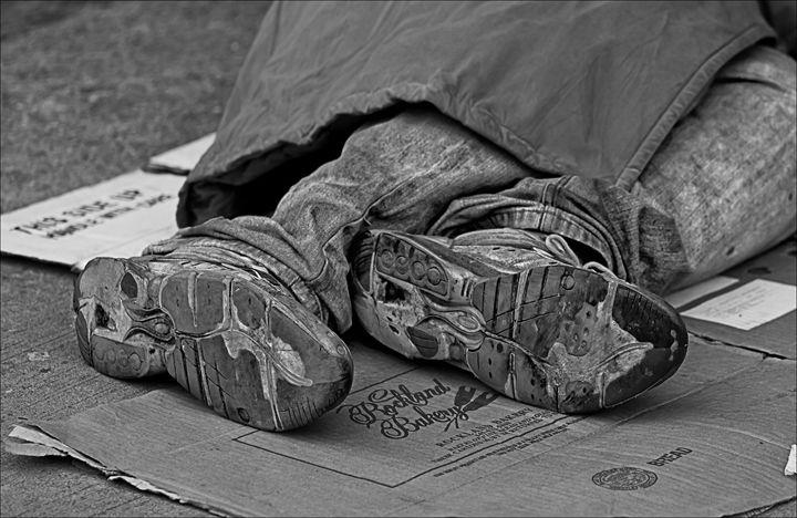 Hard Luck and Troube 8 - Robert Daniel Ullmann Fine Art Photography