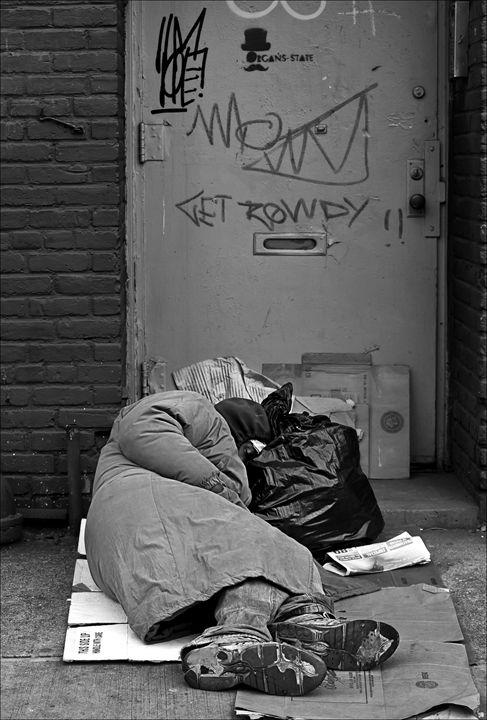 Hard Luck and Trouble 7 - Robert Daniel Ullmann Fine Art Photography