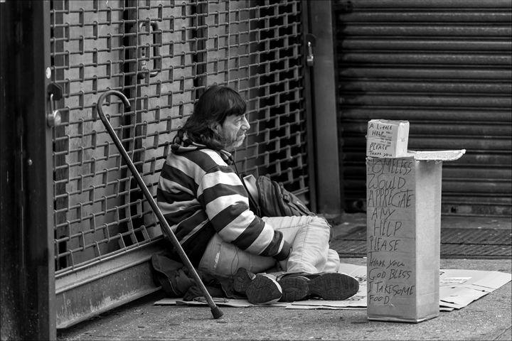 Hard Luck and Trouble 5 - Robert Daniel Ullmann Fine Art Photography