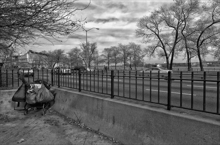 Hard Luck and Trouble - Robert Daniel Ullmann Fine Art Photography