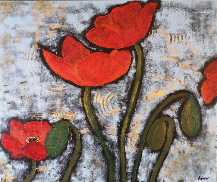 Poppies - Amma