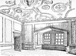 Grand Castle interior