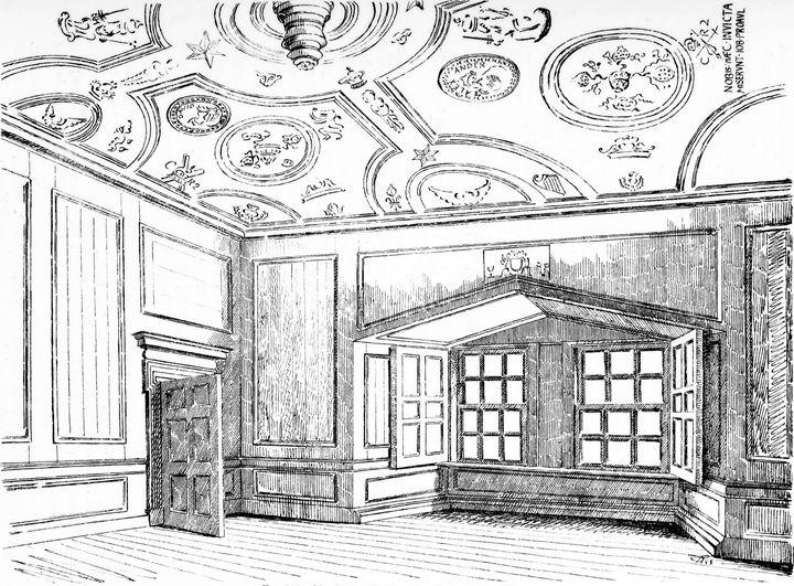 Grand Castle interior - Effigia