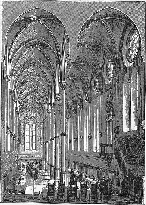 Church interior - Effigia
