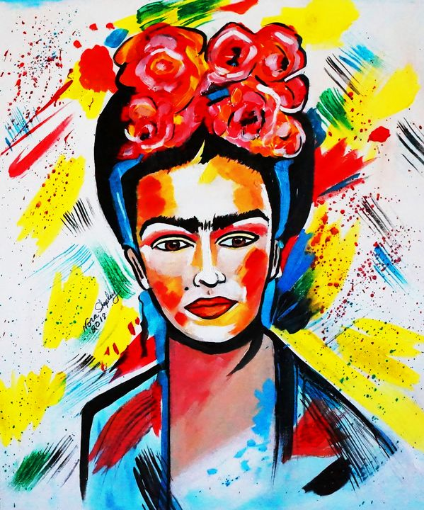 FRIDA POWER - NORA SHEPLEY FINE ART