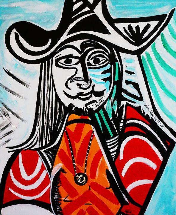 MUSKETEER  2 - NORA SHEPLEY FINE ART