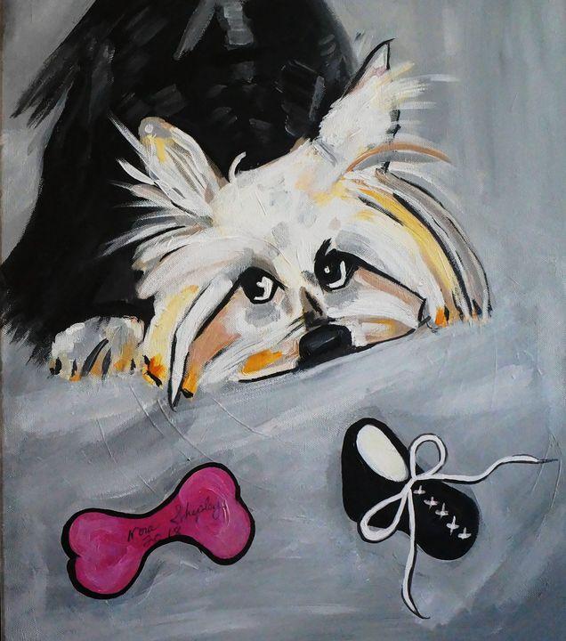 RATATOUILLE - NORA SHEPLEY FINE ART