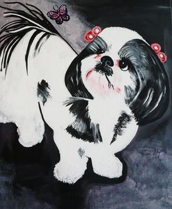 SWEETIE PIE - NORA SHEPLEY FINE ART