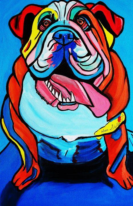 BULLY - NORA SHEPLEY FINE ART
