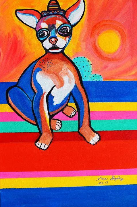 TACO - NORA SHEPLEY FINE ART