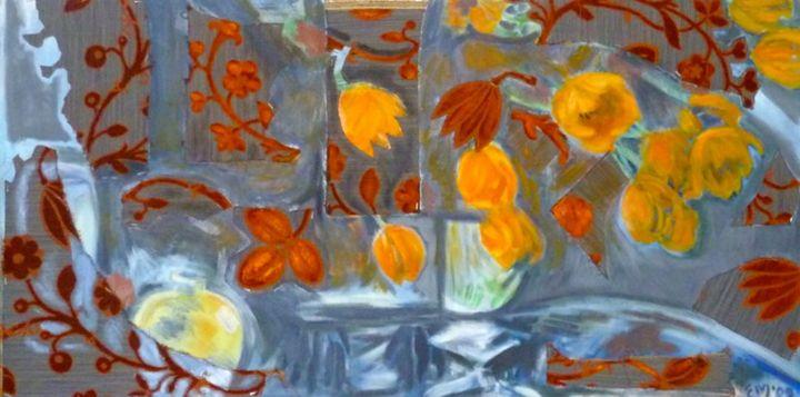 Tulips Still Life - eileenmarquez47@aol.com