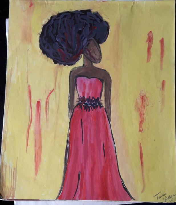 black women - sarab arts