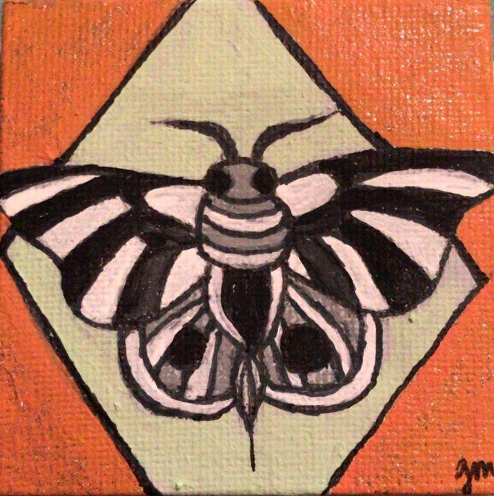 Moth - Gwens Art Shop