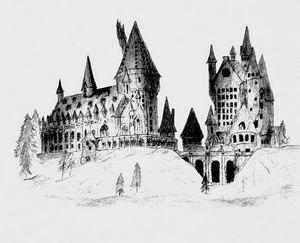 The Hogwarts Castle