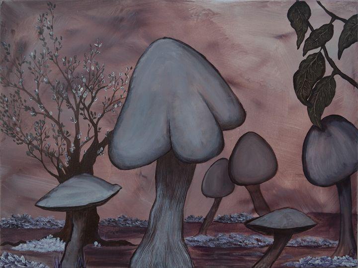 Fantasy Land - Cassandra Barnhart