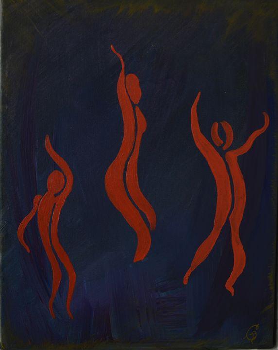 The Dance - Cassandra Barnhart