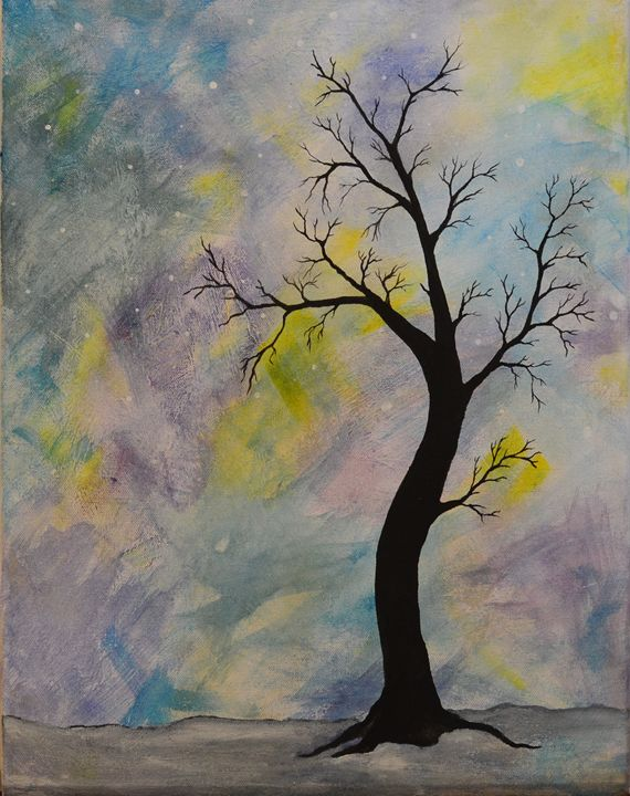 Twilight Tree - Cassandra Barnhart