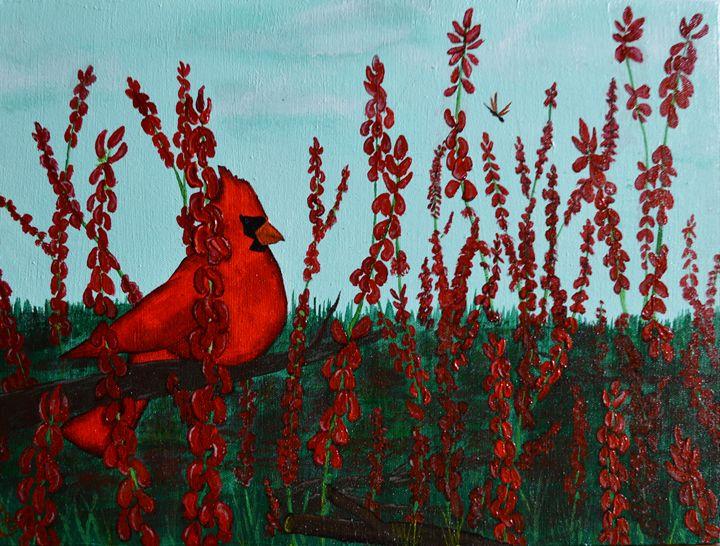 Cardinal - Cassandra Barnhart