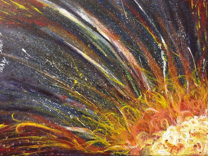 Solar Radiation - MaxZ, Painting Gallery