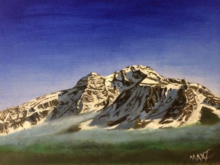 Sabalan Mountain - Ardabil,Iran - MaxZ, Painting Gallery