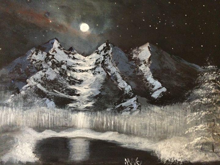 Moonlight - MaxZ, Painting Gallery